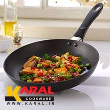 Karal hard anodized pans