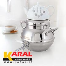 Karal Kettle with teapot