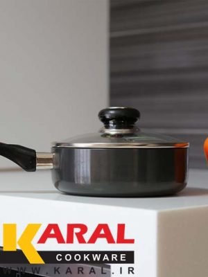 Karal Hard Anodized Pan Size 16