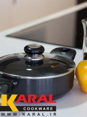 Karal Hard Anodized Pan Size 20